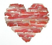 bacon heart